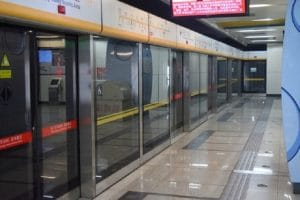 Before moving to Beijing you should know that the subways are very clean and very well maintained