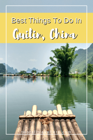 It's famous for the beautiful scenery, but are there any other things to do in Guilin? Read on to find out how to spend your time in this wonderful city! Guilin | Rice Paddies | Li River | China Attractions | #china #guilin #thingstodo #ricepaddies #caves