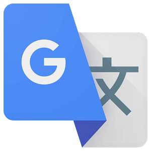 Best apps in China - Google Translate
