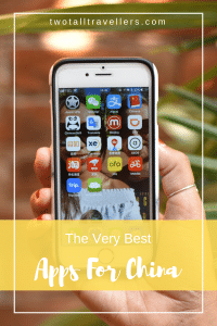 The internet can be a lifesaver when you're abroad, especially when you move to another country. It may be restricted, but there are also many apps for China that can make your travel life easier when you visit this huge and amazing country! Apps for China | Travel China | Using A VPN | Chinese Censorship | #appsforchina #chineseapps #vpn #learnchinese #travelchina