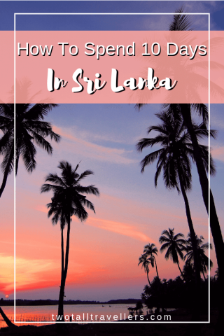 A Sri Lanka itinerary isn't usually a destination high on people's bucket lists. But with it's magnificent landscapes, elegant wildlife and heavenly food, it really should be! Spend 10 days in Sri Lanka and discover how to see this enchanting country. 10 Day Sri Lanka Itinerary | Things To Do In Sri Lanka | Colombo | Kandy | Ella | Yala | Mirissa | Negombo | Train Trips In Sri Lanka | Sri Lanka Safari | #SriLanka #Asiatravel #traintravel #thingstodo #itinerary #safari