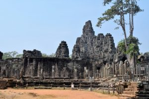 A collection of angkor wat temples