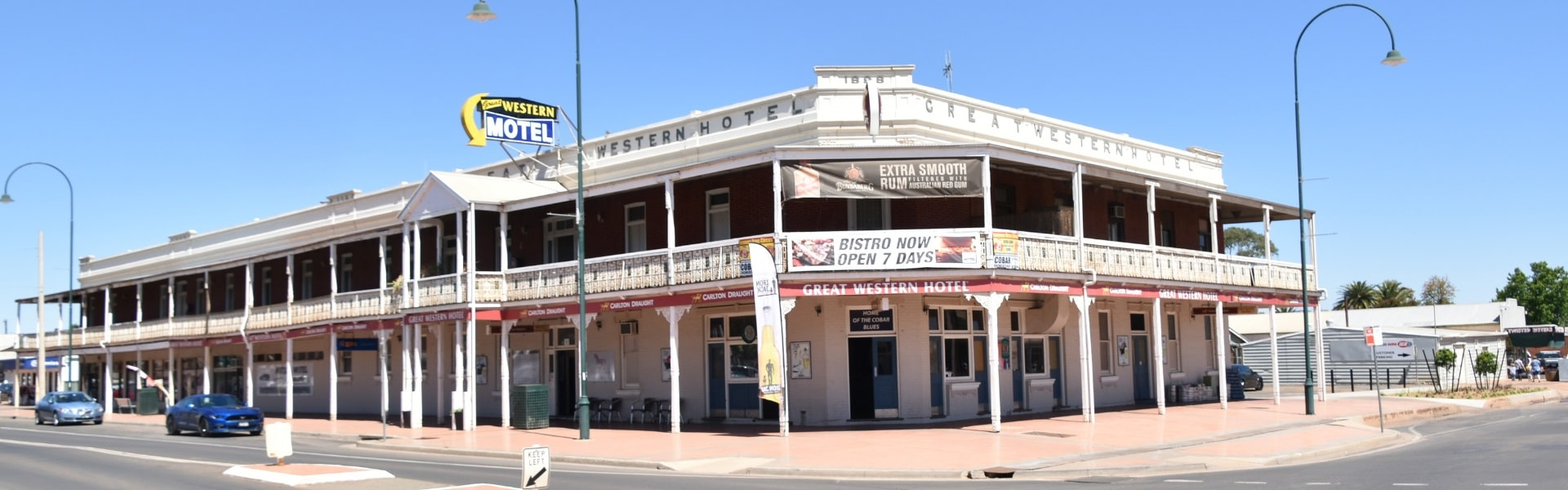 Great Western Hotel Cobar