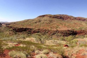 If you have any outback jobs then you will get these beautiful red dust views of the outback