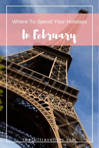 Planning a trip before the winter ends? Don't book anything without getting some inspiration from this list of the best places to travel in February 2019! Best Places To Travel In February | Vacation In February | 2019 Travel | Holidays In February | #Februarytravel #2019travel #placestogo