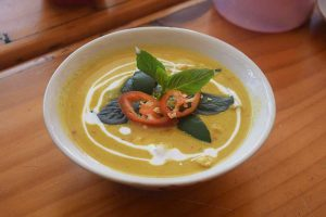 Is travelling a hobby? If it includes learning how to cook this amazing yellow curry then why not?