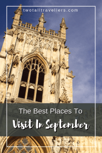 September has rolled around far too quickly, so what better way to beat those autumn blues than choosing from our list of the best places to holiday in September? Warm days, beautiful colours and fewer tourists mean that September is a great time of year to travel all around the world. Travel In September | Autumn Travel | Fall Travel | Where To Go In September | Best Places To Holiday In September | #septembertravel #falltravel #autumntravel #wheretogo #vacationtime #holidays