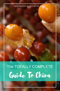 Are you planning a trip to China? Around China? Want to learn some more about China? Find yourself in China? Then read this guide and learn everything you need to know! China | Backpacking in China | Ultimate Guide To China | #backpackinginChina #TravellingChina #Chinatravel #chinaguide #ultimateguidetochina