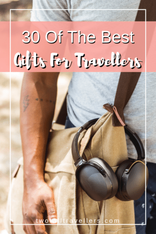 Best Gifts For Travellers | Presents For Travellers | What To Buy A Traveller | Things To Buy A Backpacker | Christmas List | Gift List | Things To Buy | Wish List | #giftlist #christmaspresents #birthdaypresents #backpackers #travellergifts #backpackergifts #thingstobuy #twotalltravellers
