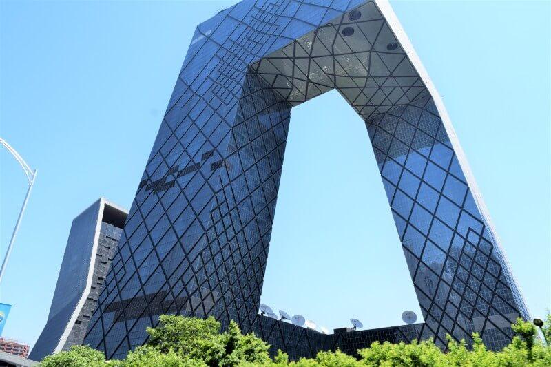Big Pants CCTV Building Beijing