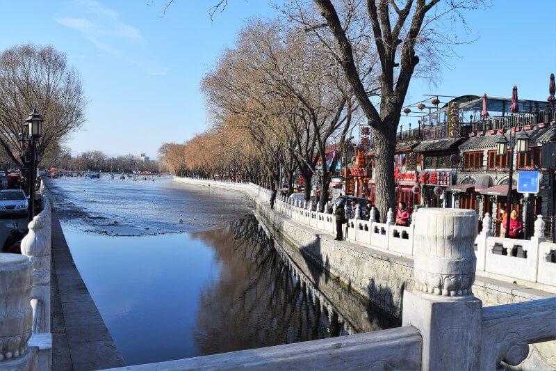 Houhai Lakes Beijing Itinerary