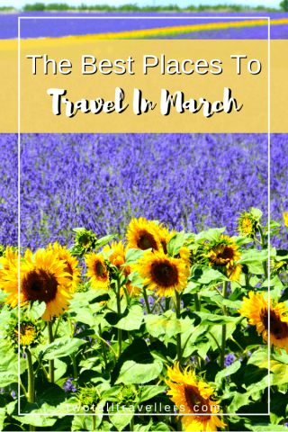 Best Places To Travel In March | March Travel | Where To Go | March Destination | Monthly Travel | #travelinmarch #traveltips #besttime #marchtravel #springtime #springholidays #travel