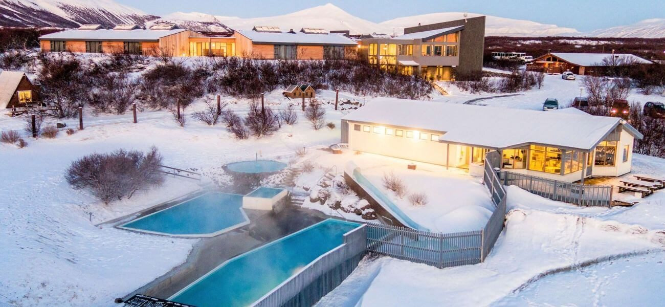 Unique Hotels in Iceland