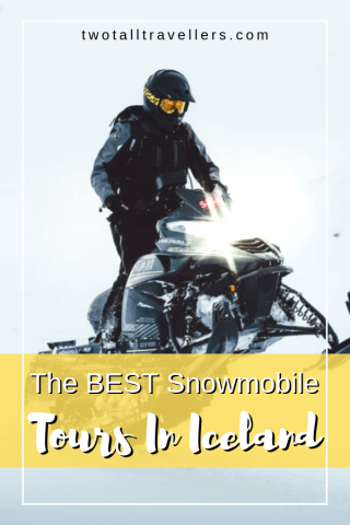 Iceland | Snowmobiling Tours In Iceland