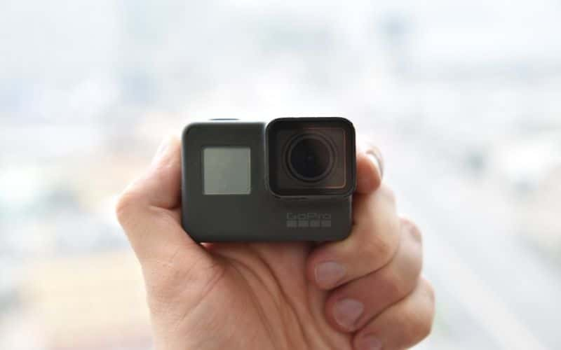 Cheapest action camera for backpackers