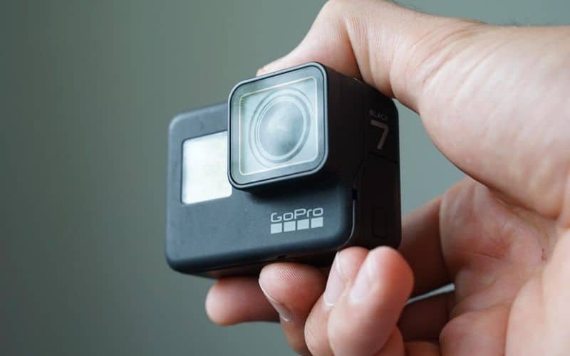A great action camera for backpacking