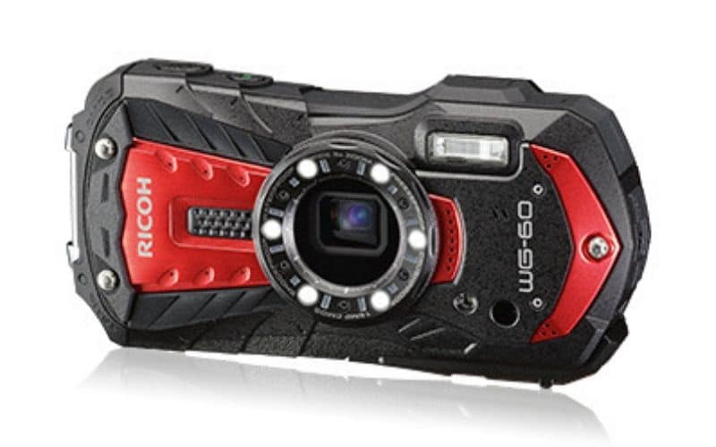 The best rugged backpacking camera for diving