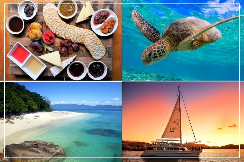 A selection of cairns tours