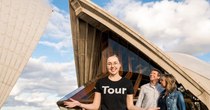The Sydney Opera House Tour